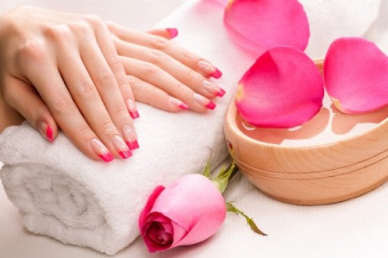 Manicure home afbeelding